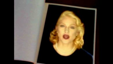 Photo of Madonna is longing for used to be… Listening exercise