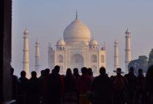 Taj Mahal passziv gyakorlas