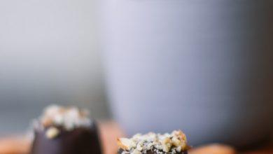 csokoládé recept angol lecke